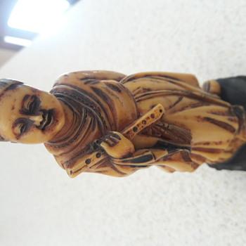 """Cute Asian 5"""" Statue"""