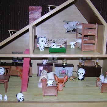 Sylvanian Families House