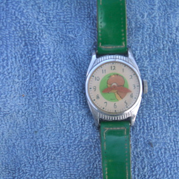 1948 Bambi - Wristwatches