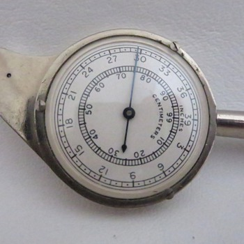 Hamilton Watch Co. Map Measure (Opisometer)