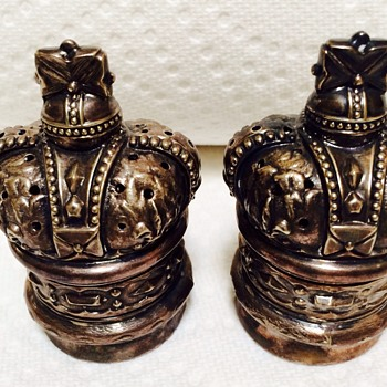 Silver Crown Shakers Fit For A King