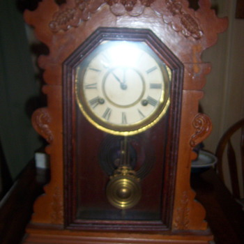 Waterbury Clock