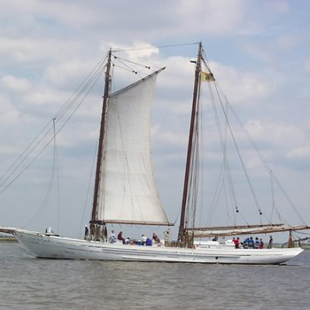 Restored Skipjack - Photographs