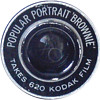 Rare Popular PORTRAIT Brownie