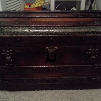 Steamer Chest? - Furniture