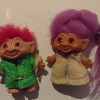 Trolls from the late 60s.