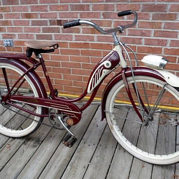 1951 original Schwinn Hornet!