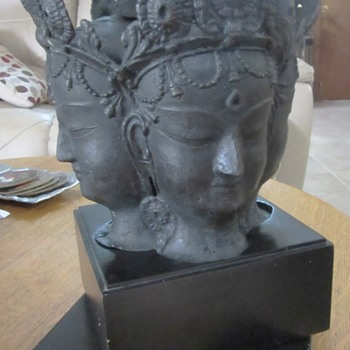 Buddhist Statue?..need help with age.