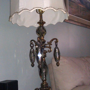 Love these lamps but not sure what they are?