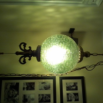 grandma's lamp - Lamps