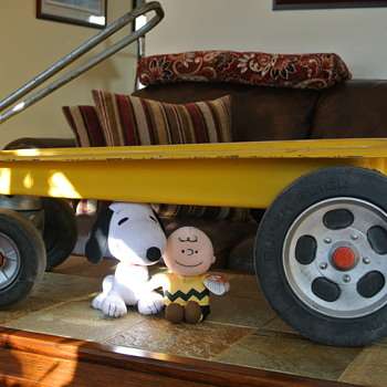 "Unrestored '72 Radio Flyer Fireball ""Dune Dragster"" w/rollbar - Sporting Goods"