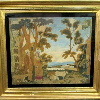 Samuel Folwell school circa 1810 - Visual Art