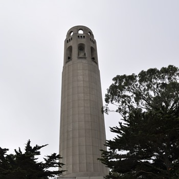 Coit Tower - Firefighting