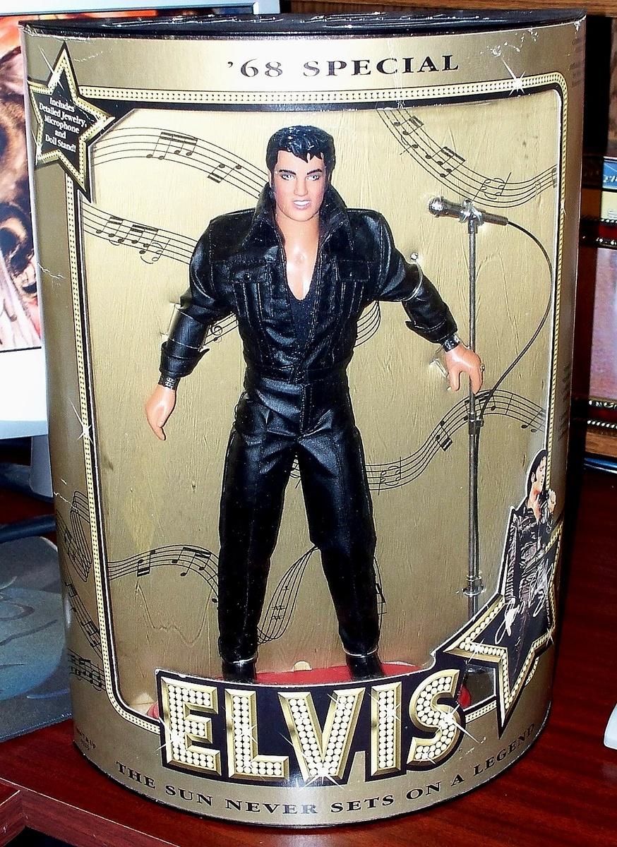 My Elvis Presley Hasbr...