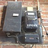 Old, old utility meter