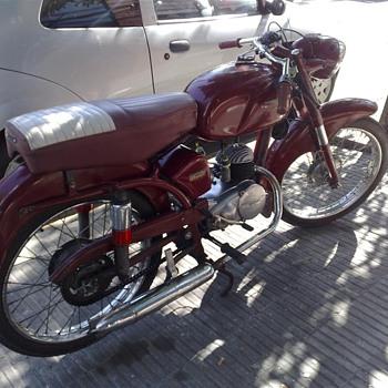 Ceccato 100cc 1956 - Motorcycles