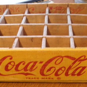 Coke Crate, Bottle Openers - Coca-Cola
