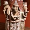 Peruvian Terra Cotta Clay Vase