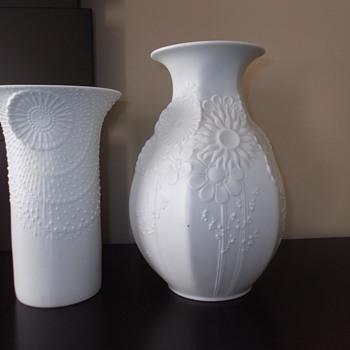 Kaiser Germany decorative vases