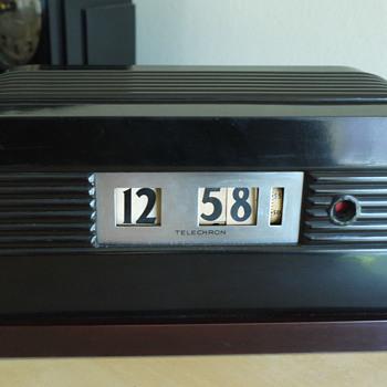 "Telechron 8B11 ""Grenada"" - Clocks"