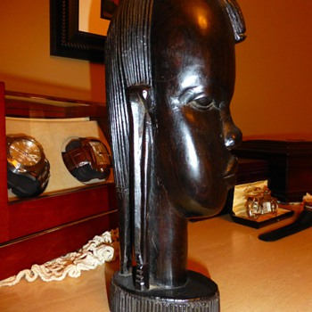 Tribal Art carving