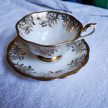 Royal Albert Bone China Tea Cup and Saucer - Kitchen