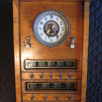 Waterbury (Security Alarm) Clock