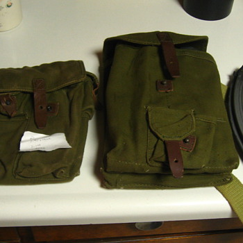 More military pouches/cases