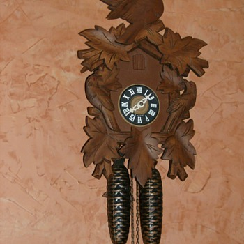 1950&#039;s Cuckoo Clock - Clocks