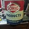 5 gallon sohio can