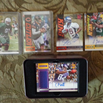 Awesome 2013 Panini Rookie and Stars Cards - Football