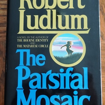 The Parsifal Mosiac by Robert Ludlum