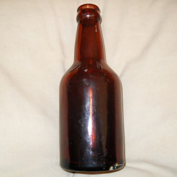Vintage  7 1/2 oz. Bottle
