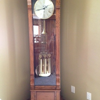 WK Sessions Grandfather Clock