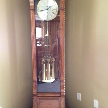 WK Sessions Grandfather Clock - Clocks