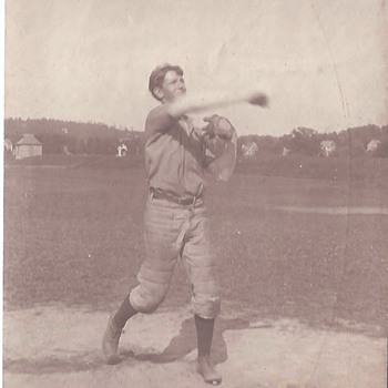 Unknown Baseball Player