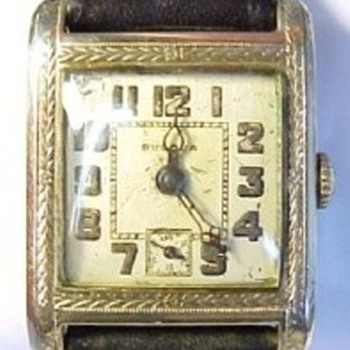 1925 Bulova Executive - Wristwatches