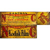 Old Kodak sign from London