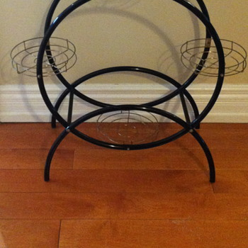1950 or 1960 plant stand?