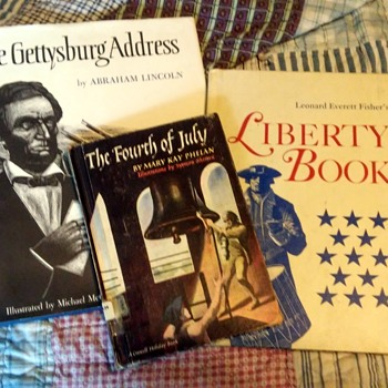 Patriotic Books for the 4th - Books