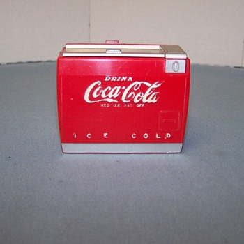 1950's Coca Cola music box
