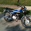 1971 Yamaha LS2 100