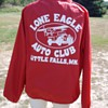 Vintage auto club jacket. 1950&#039;s?