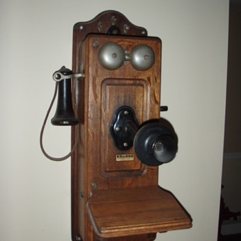 Wall Hanging Telephones - Telephones
