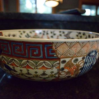 Imari bowl?  - Pottery