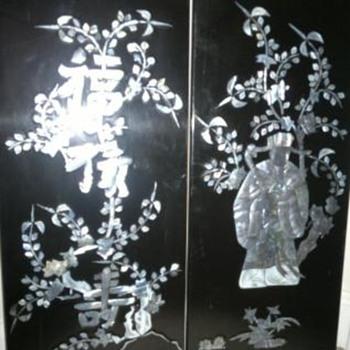 oriental Panels - Asian