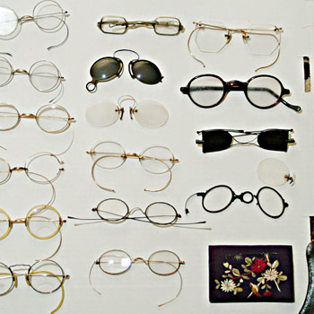 Eyeglass collection