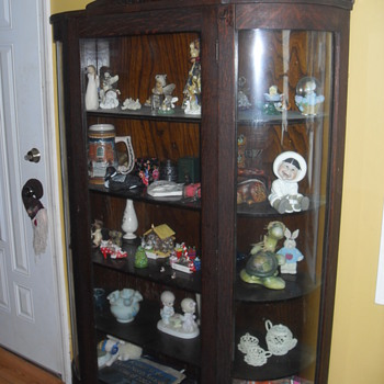 Great, Great Aunts China Cabinet - Furniture