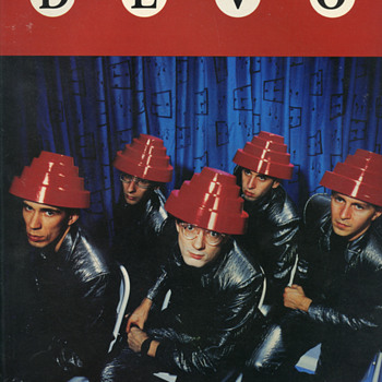 Devo - Freedom of Choice music book - Music