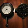 Waltham size 37 car clocks